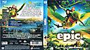 Epic - Il Mondo Segreto - Versione Vendita - (Blu Ray + DVD)